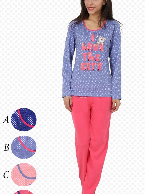 Пижама женская 4030364318