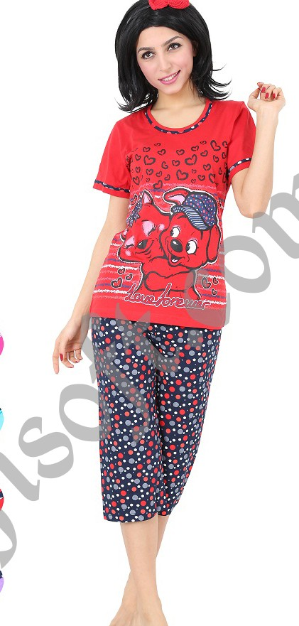 Пижама женская Капри 2110951729