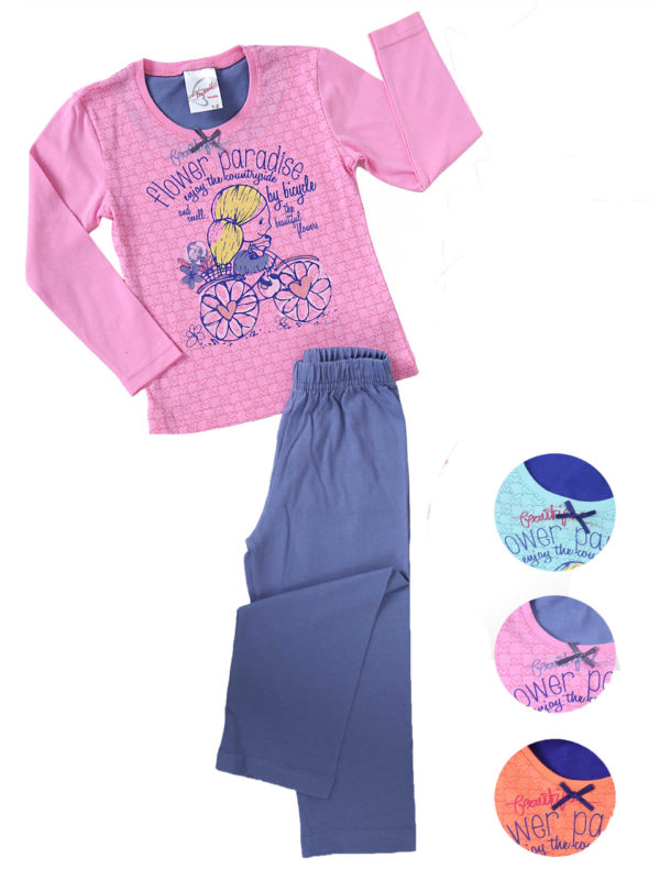 Пижама детская 4033064488