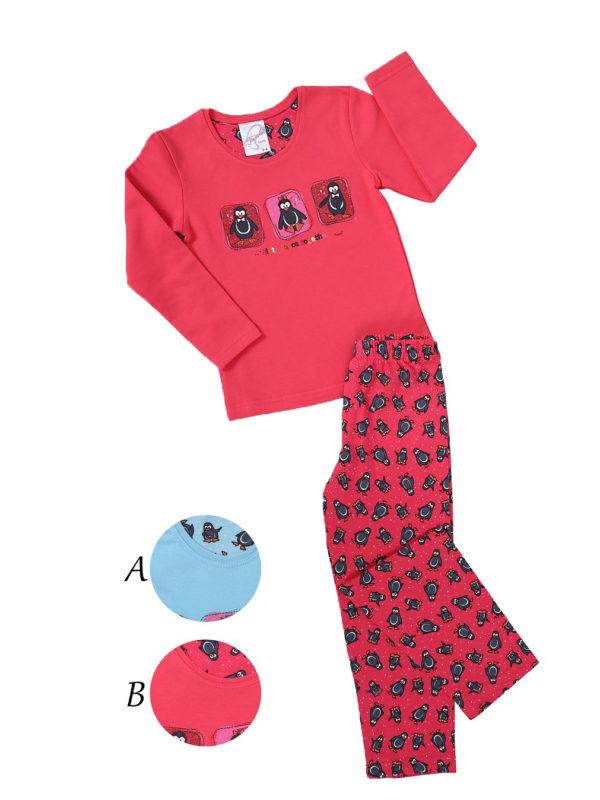 Пижама детская байка 4040804485