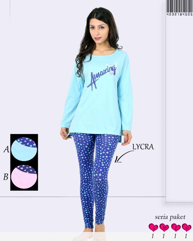 Пижама лосины 4032184505