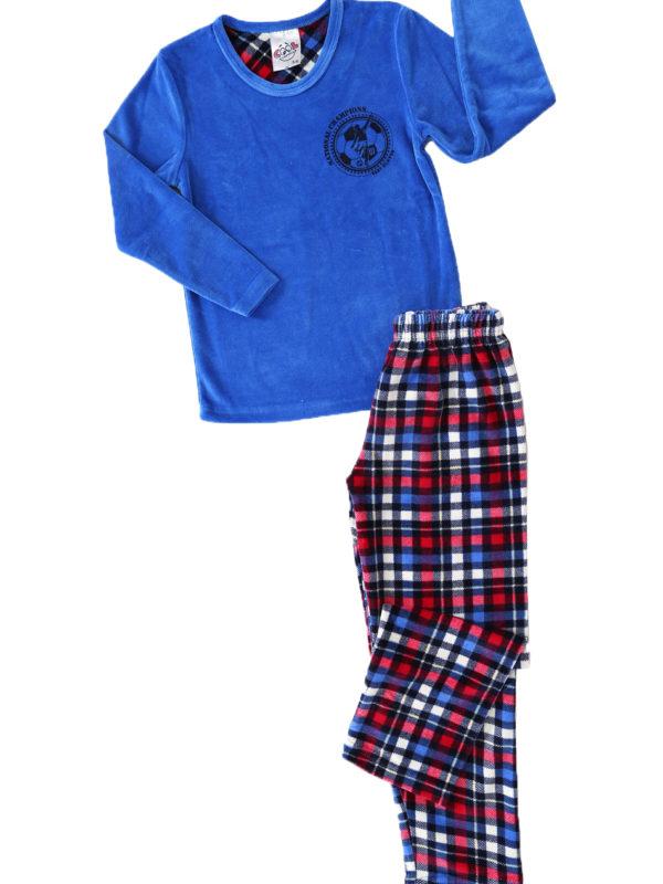 Пижама детская велюр 4060464561