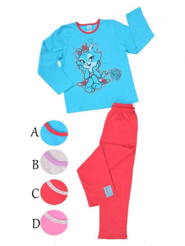 Пижама детская байка 2061472374