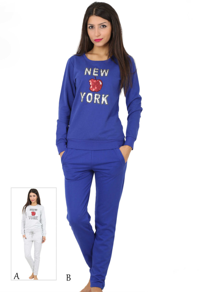 Пижама женская Байка 4033503124