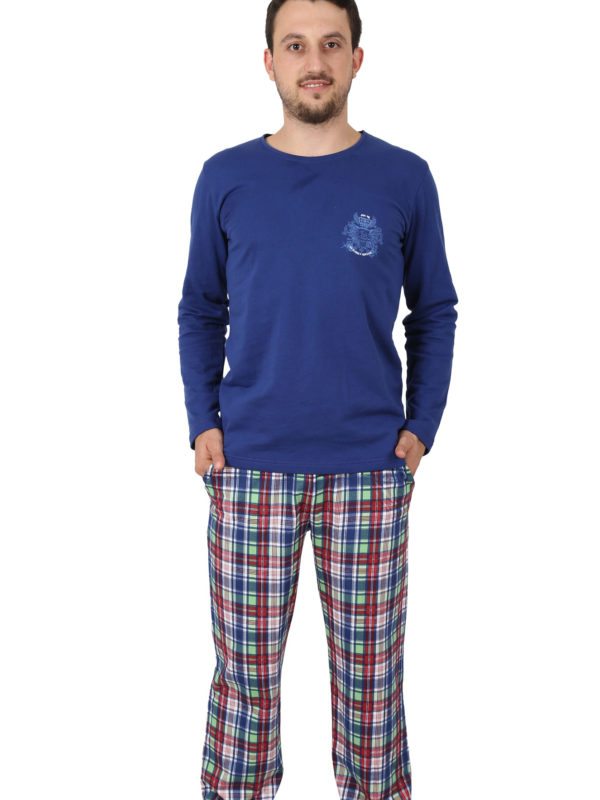 Пижама мужская Байка 4033903072