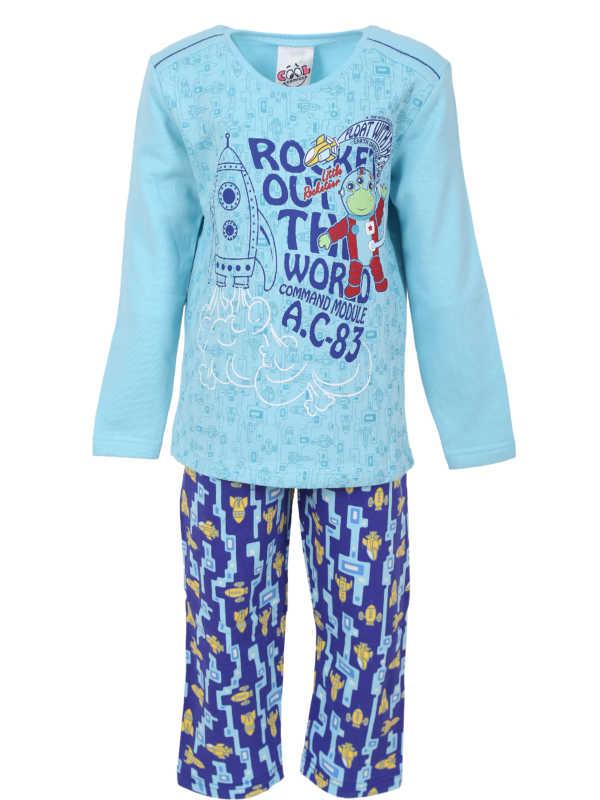 Пижама детская Байка мальчик 4050443131
