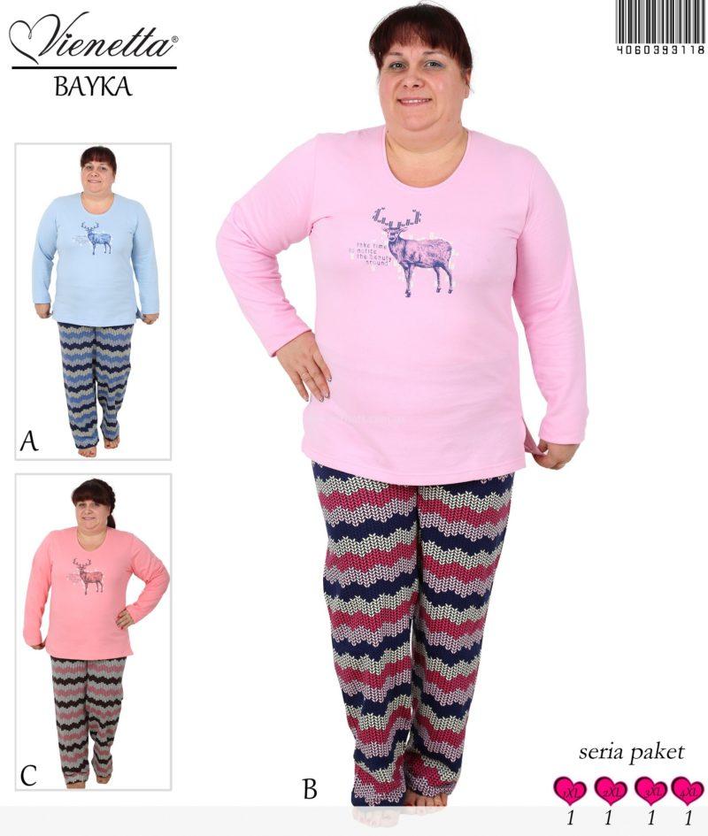 Пижама женская Байка 4060393118