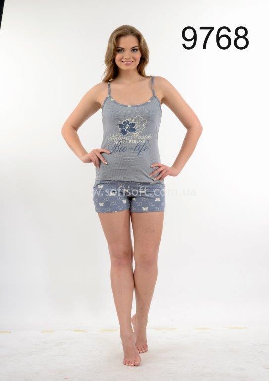 Пижама женская Metin 9768
