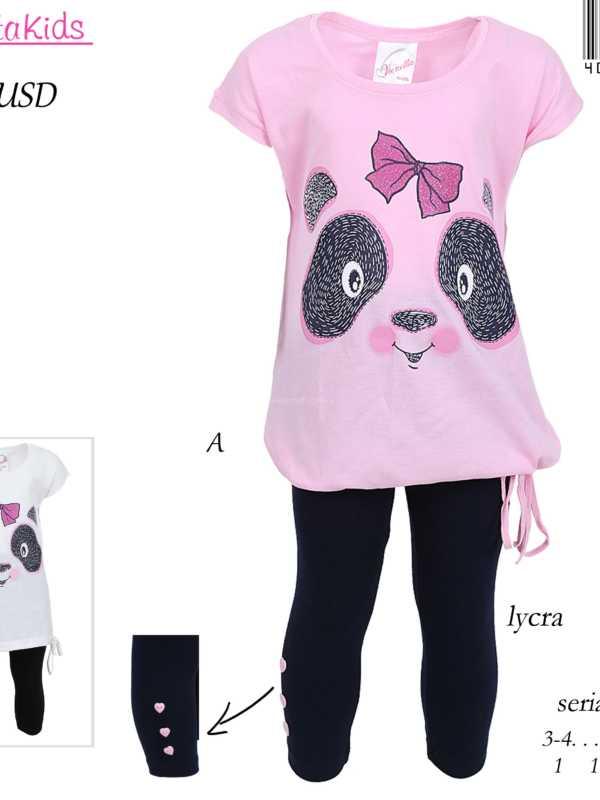 Пижама детская лосины 4082464591