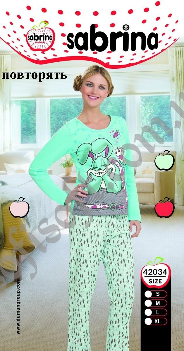 Пижама женская SAB.K42034
