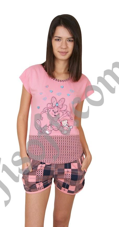 Пижама женская шорты Nicoletta 4 80509