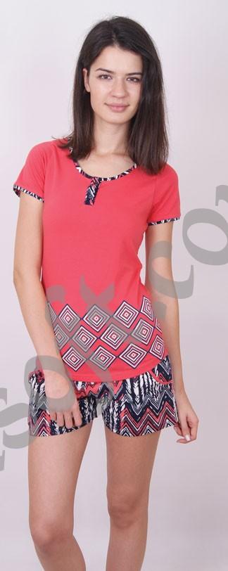 Пижама женская шорты Nicoletta 4 80511