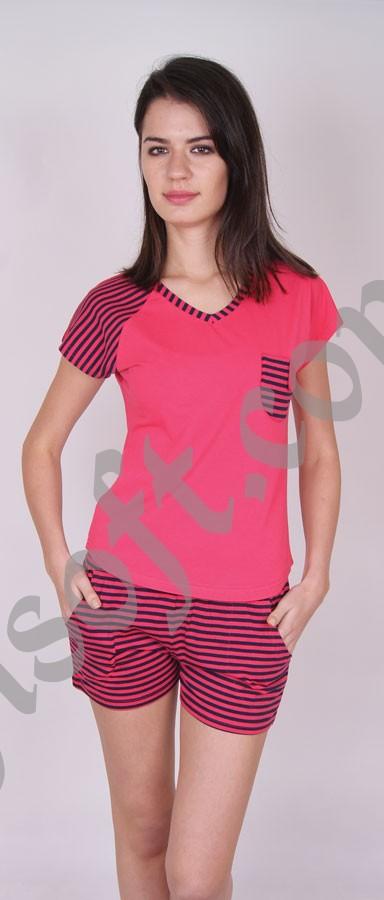 Пижама женская шорты Nicoletta 4 80513