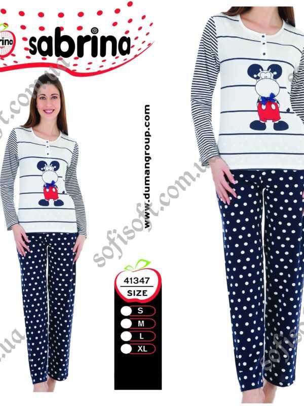 Пижама женская SAB. A 41347