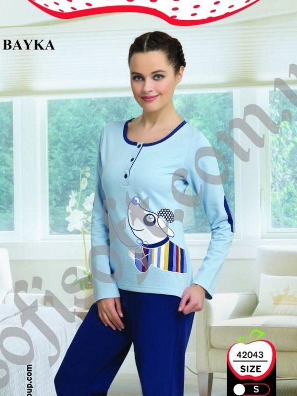 Пижама женская SAB.K42043
