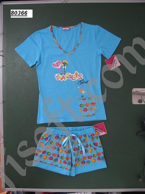 Пижама женская шорты NIC4 80366