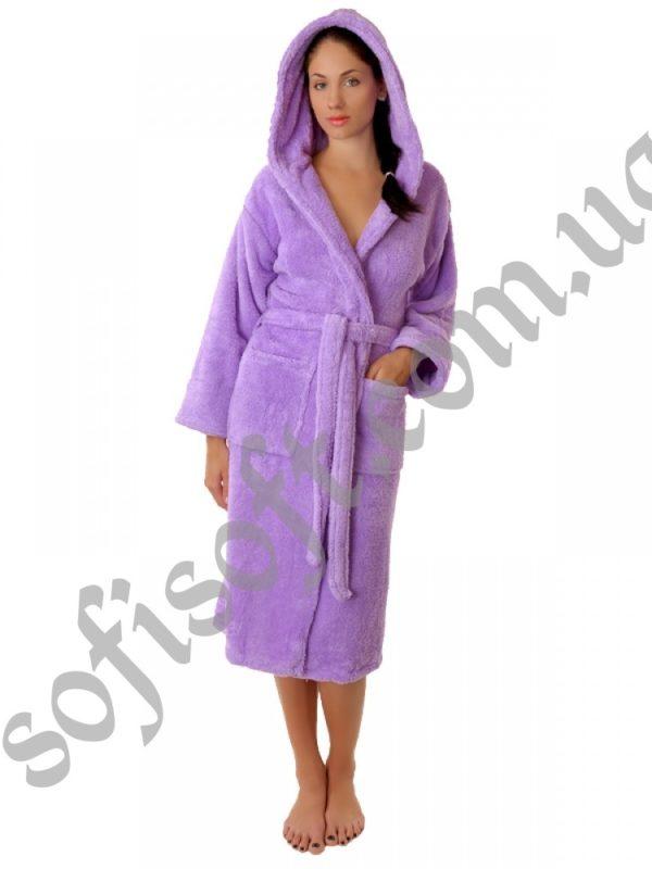 Махровый халат Sofi Soft 00815-5 лилия