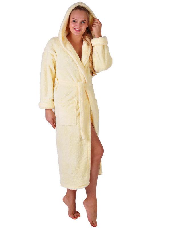 Махровый халат Sofi Soft 00815-4 крем