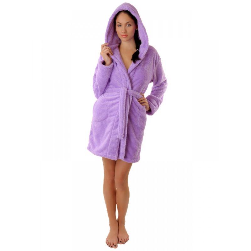 Махровый халат Sofi Soft 10814-5 лилия