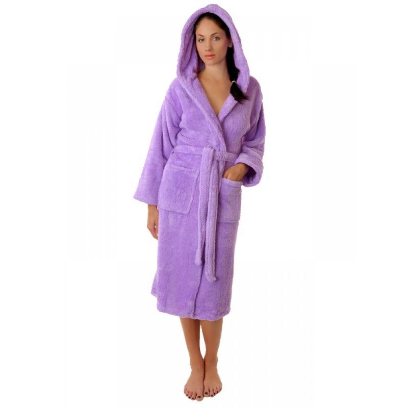 Махровый халат Sofi Soft 10815-5 лилия