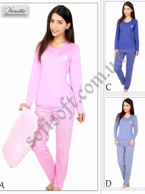 Пижама женская брюки 5050054318