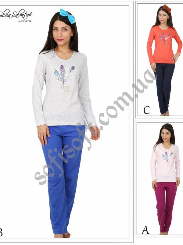 Пижама женская брюки 5050277003
