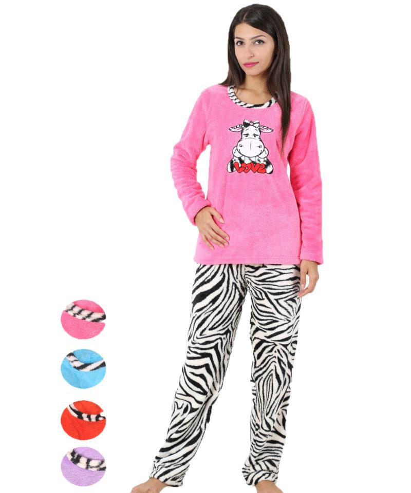 Пижама женская 2062072480 софт