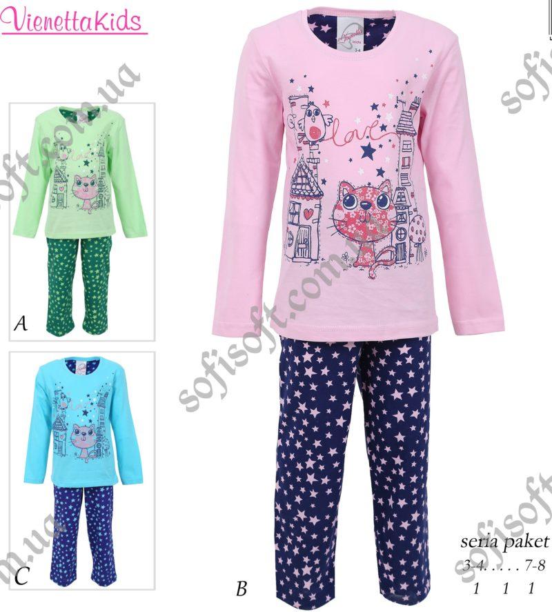 Пижама детская 4090534473