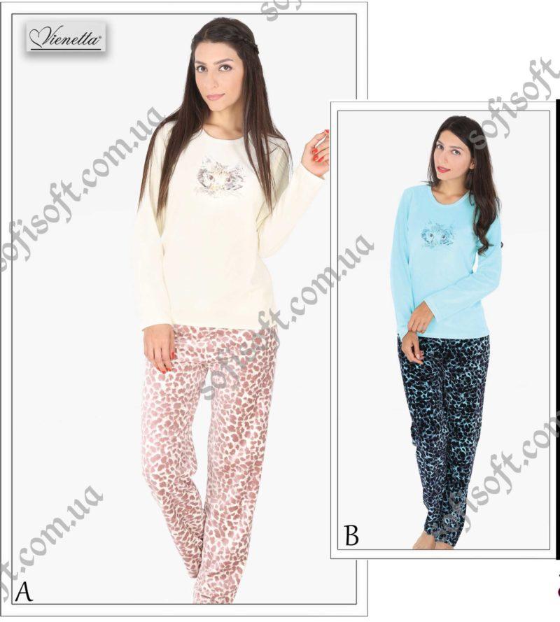 Пижама женская Велюр 5040754508