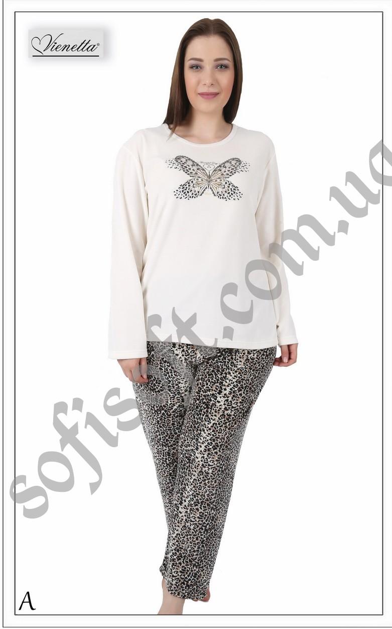 Пижама женская Велюр 5040794439