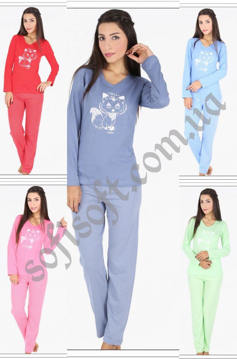 Пижама женская брюки 5050394391