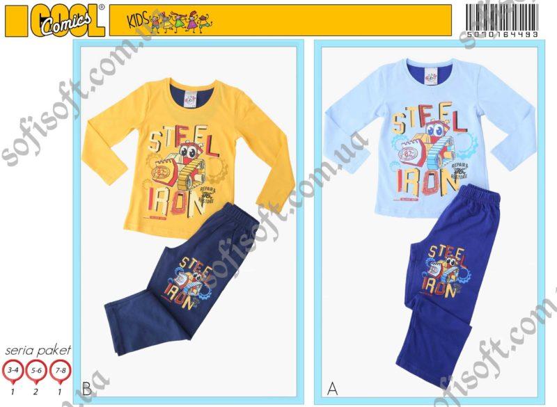 Пижама детская трикотаж 5070164493