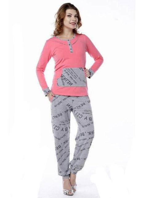 Пижама женская Metin 5106