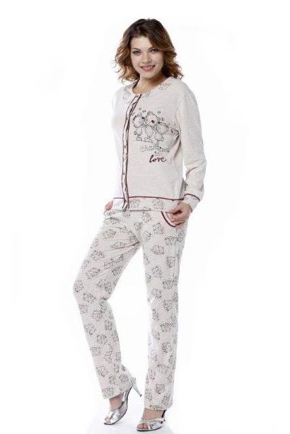 Пижама женская Metin 5144