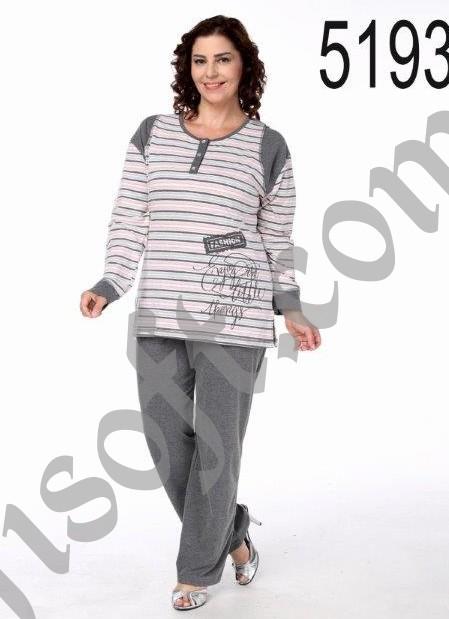 Пижама женская Metin 5193