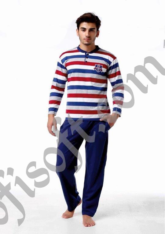 Пижама мужская Metin 5610