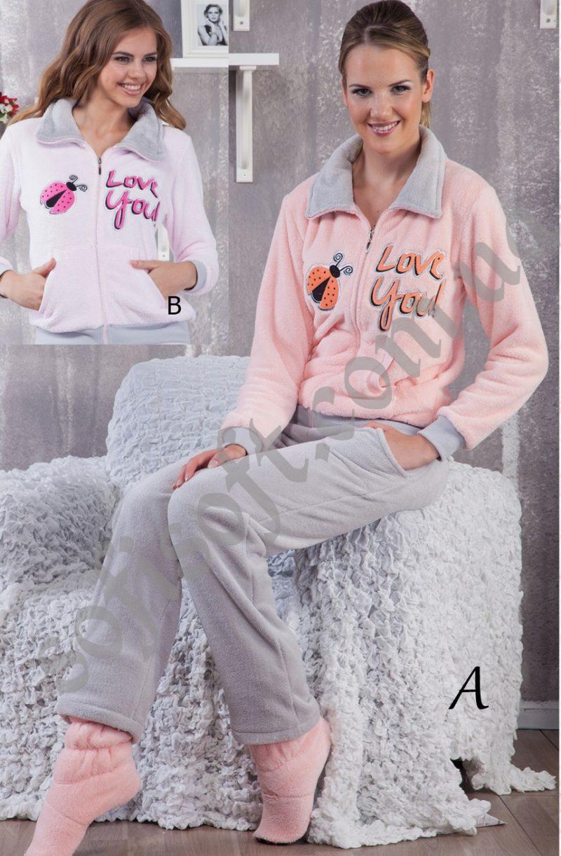 Пижама женская 8680646011480 софт