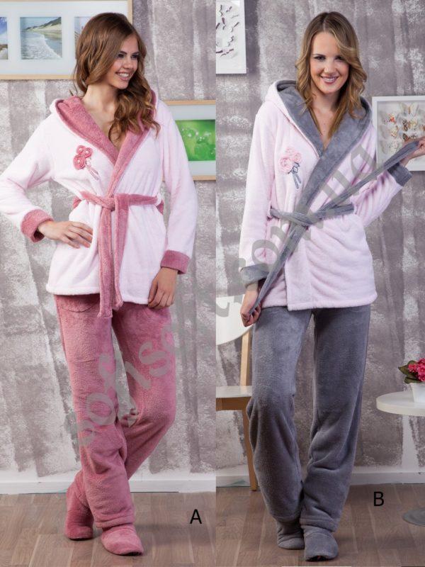 Пижама женская 8680646011497 пиджак