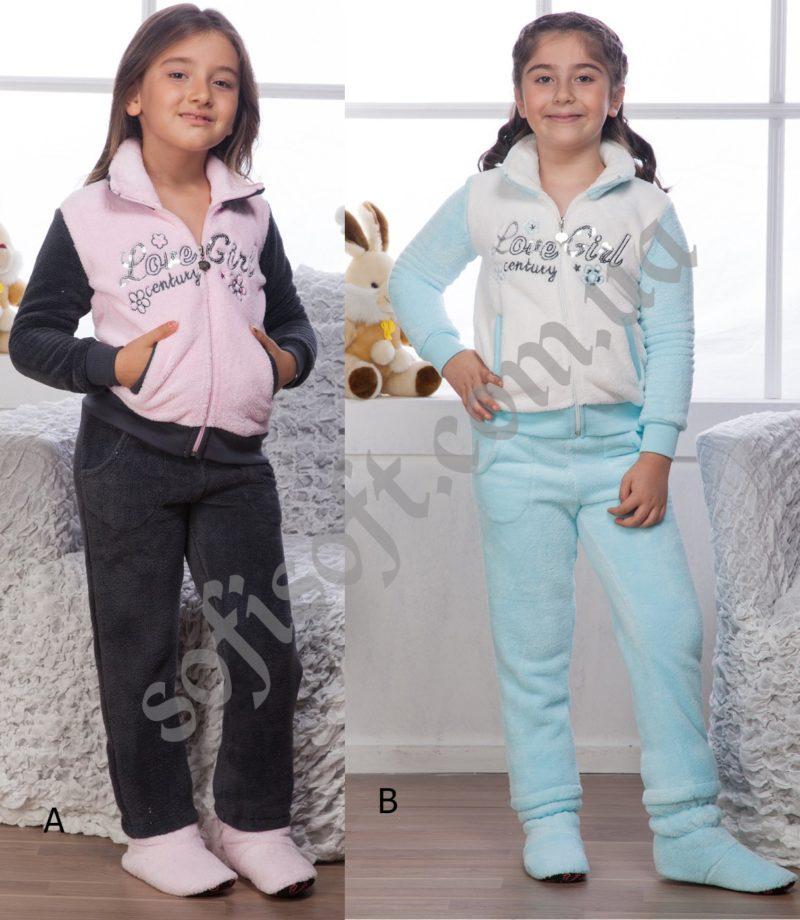 Пижама детская софт 8680646011657