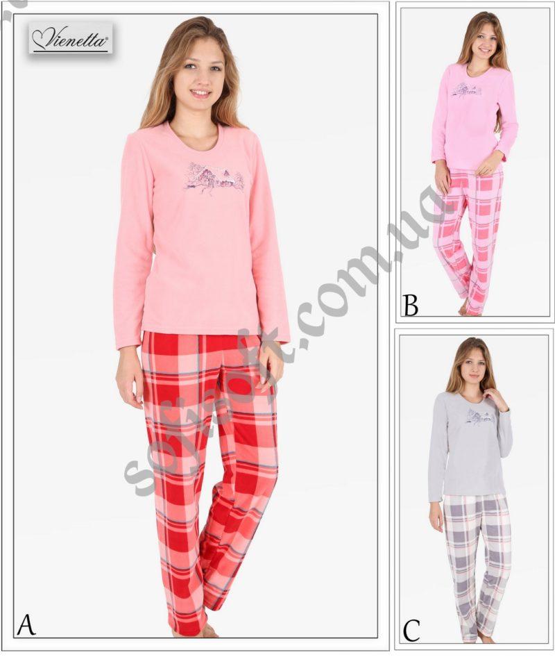 Пижама женская Флис 5041642902