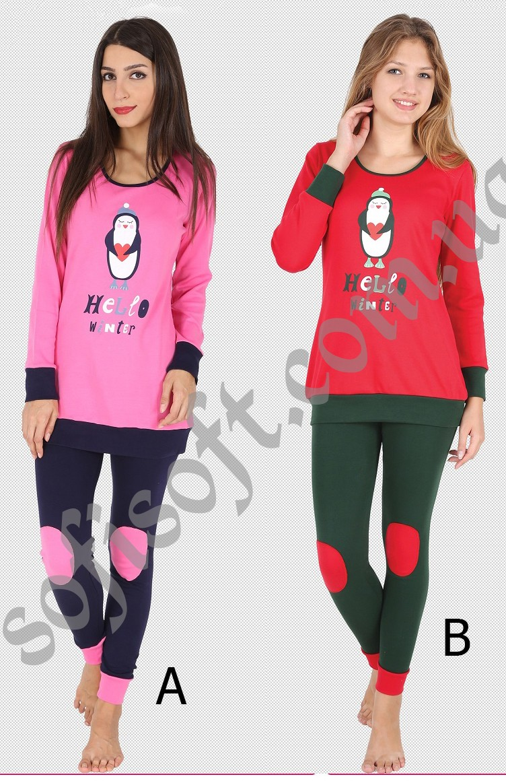 Пижама женская лосины 5060763228