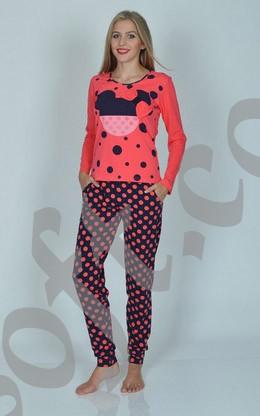 Пижама женская Nicoletta 86561