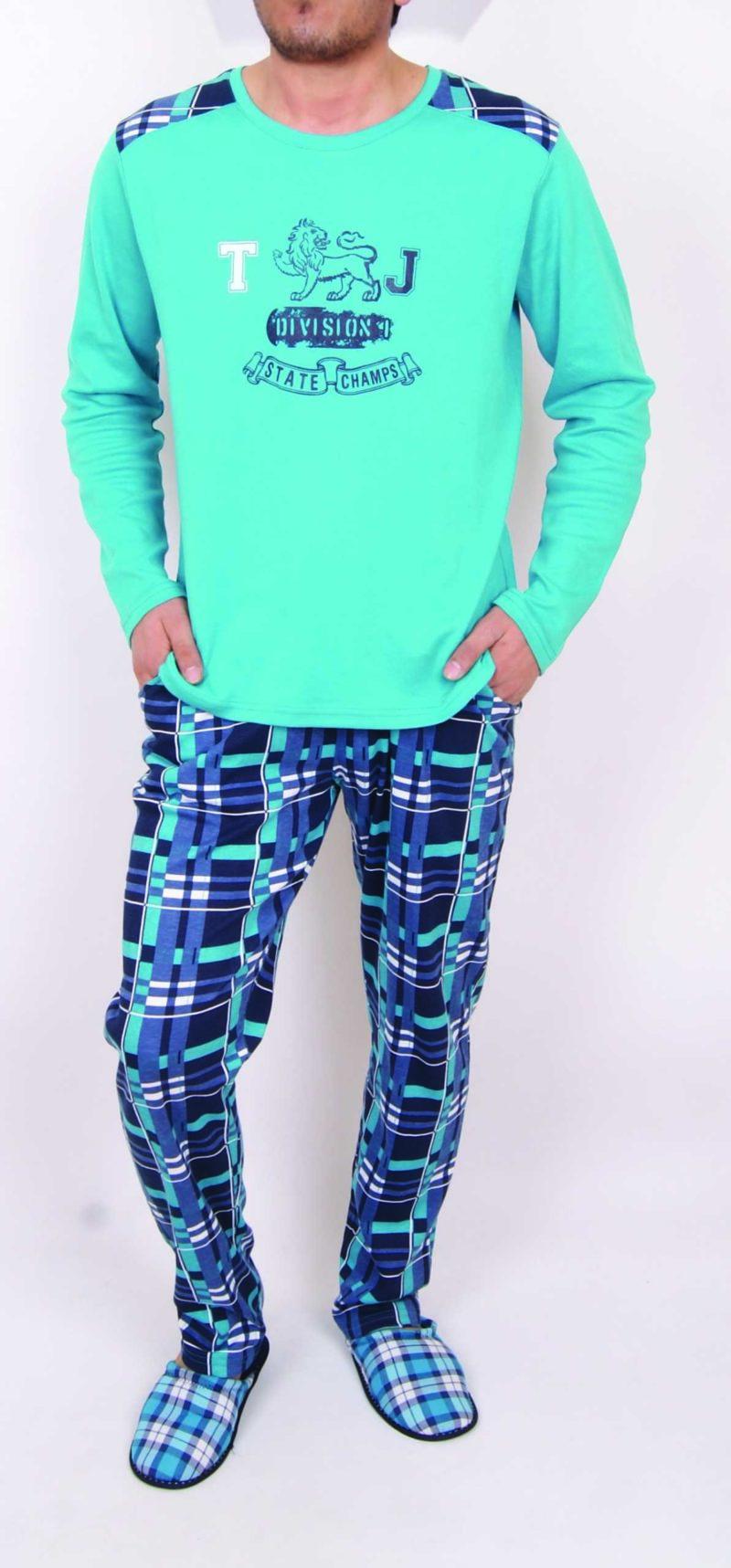 Пижама мужская Nicoletta 93033