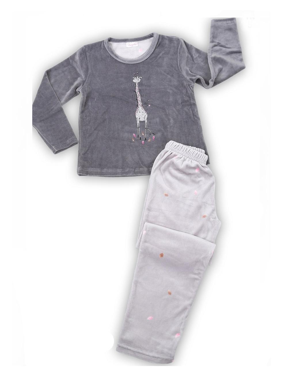 Пижама детская велюр 5040644449
