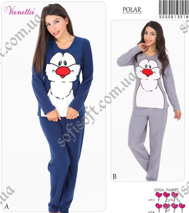 Пижама женская Флис 5050613218
