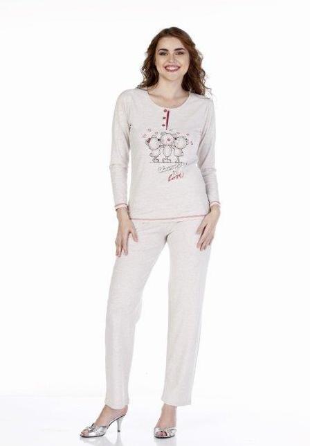 Пижама женская Metin 5622