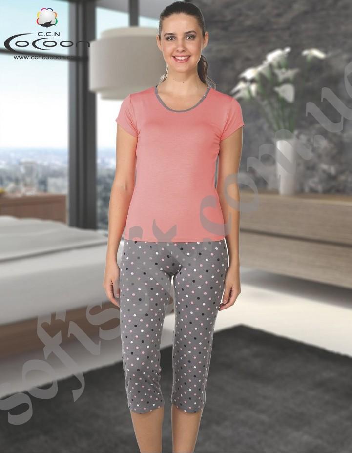 Пижама женская капри Cocoon 860 KK