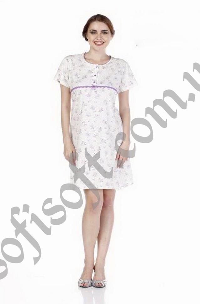Ночная рубашка Metin 2102