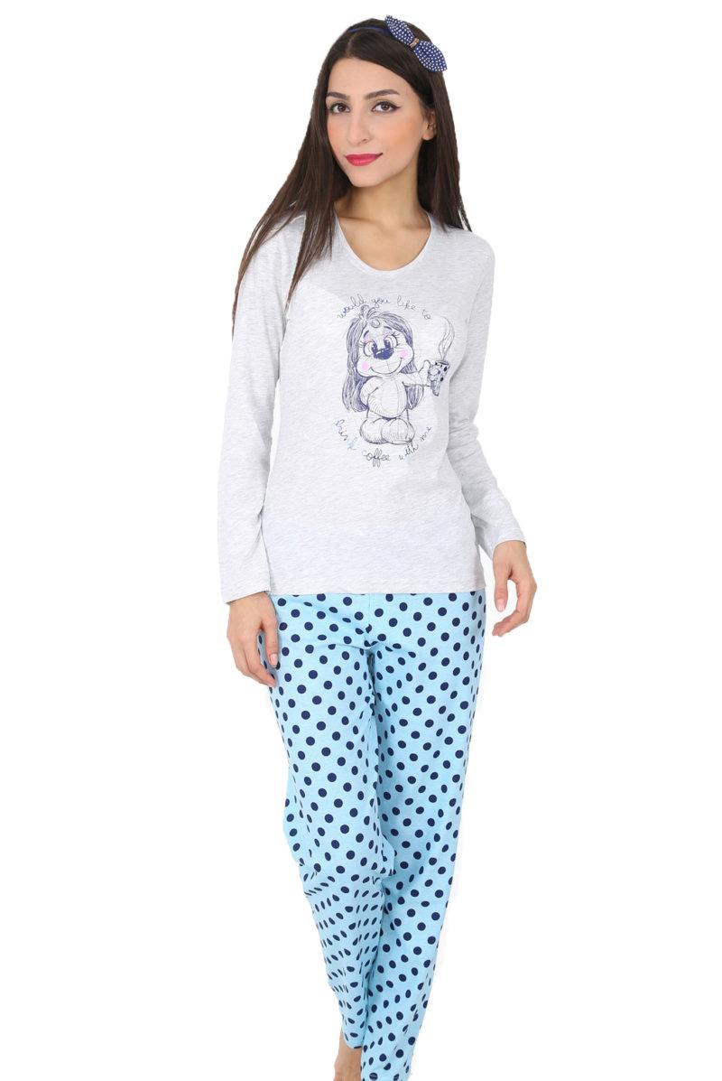 Пижама женская 5090935074