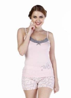 Пижама женская шорты Metin 8400